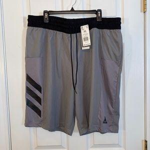 Adidas Men's Sport 3-Stripes Shorts NWT